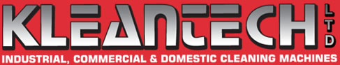 Kleantech - industrial, commercial, and domestic cleaning machines