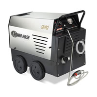 HOT / COLD STEAM CLEANERS 240V