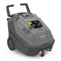 HOT / COLD STEAM CLEANERS 400V